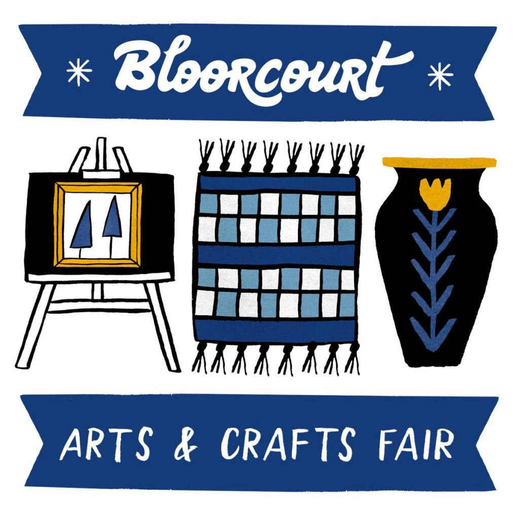 The Bloorcourt Arts and Crafts Fair