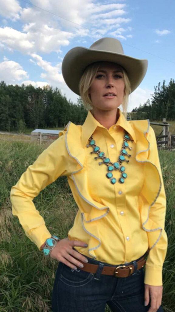 Calgary Fashion Designer - The Shirt
