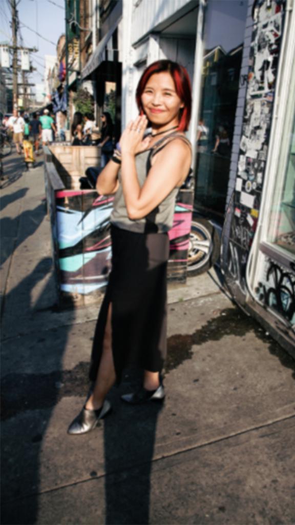 Summer Street Style - @Magnolia_s45