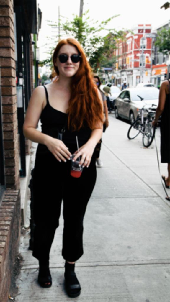 Summer Street Style - @hannasigruns
