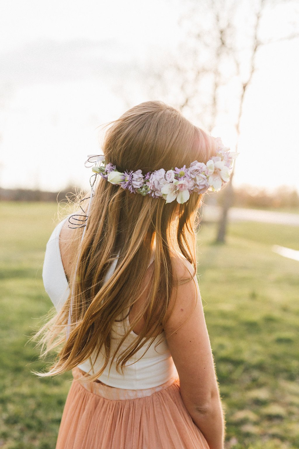 5 occasions to wear a flower crown style photo credit rooted izmirmasajfo
